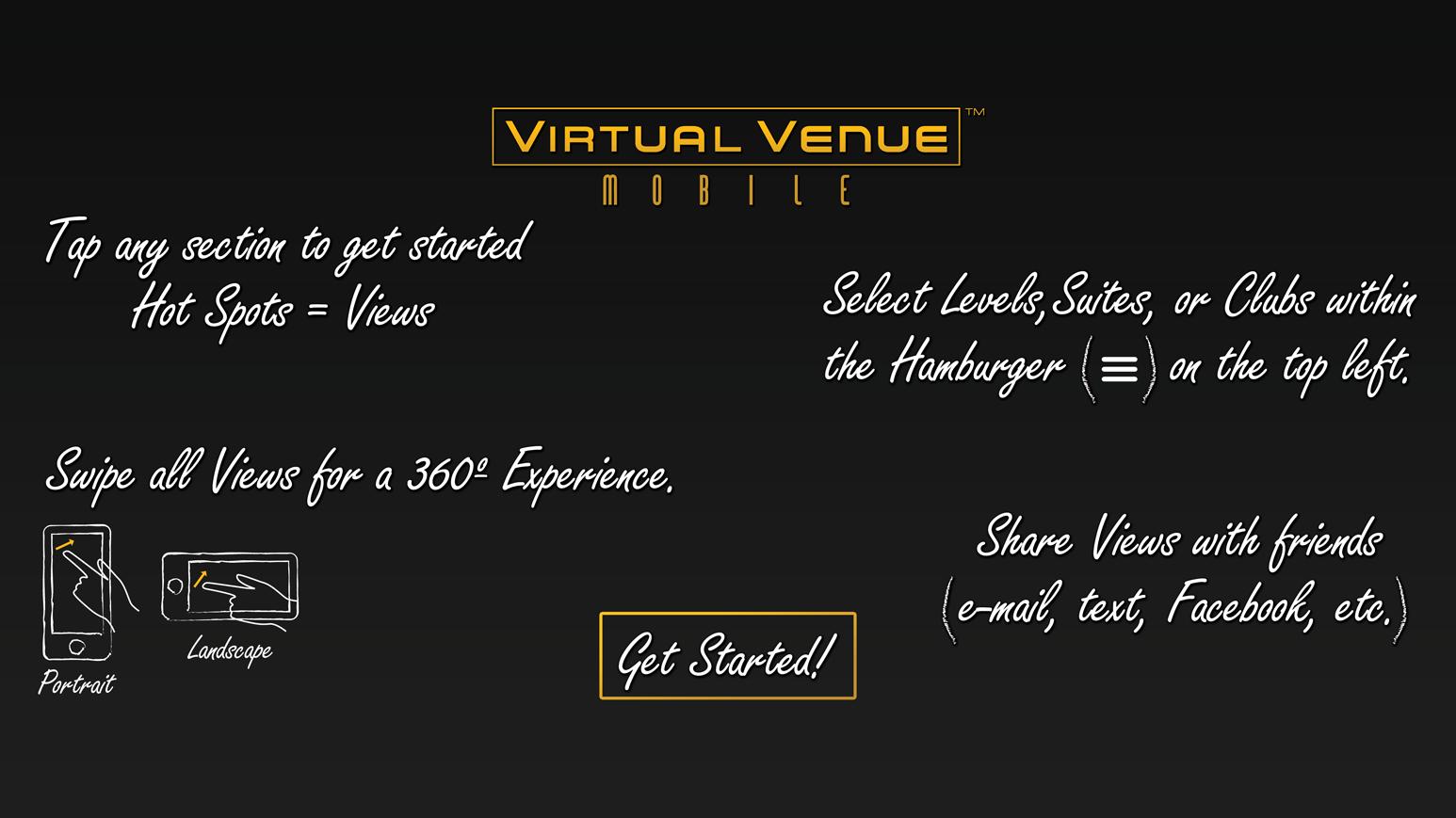 Washington Capitals Virtual Venue By Iomedia